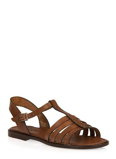 Uniquer Sandalet Taba